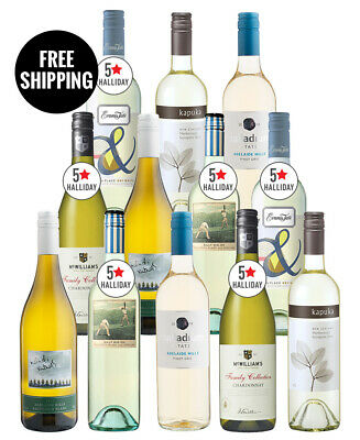Best Value Whites Dozen (12 Bottles)
