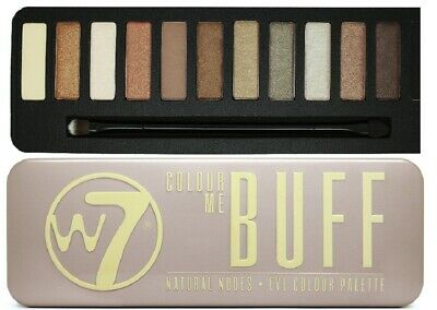 look for fast delivery get cheap W7 EYESHADOW PALETTE - Colour Me Buff, Nude, Toasted, Night ...