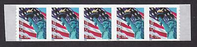 PNC5 39c Liberty ND SA P2222  US 3970  MNH F-VF