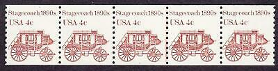 PNC5 4c Stage Choose 1 or 2   US #1898A  MNH F-VF