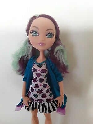 Madeline Hatter Getting Fairest Ever After High Doll Excellent used cond