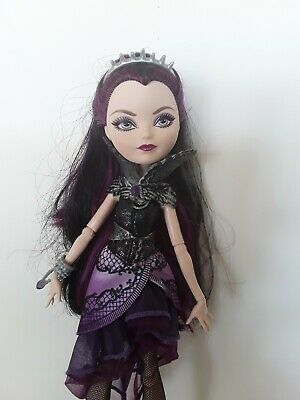 Raven Queen Original Core Ever After High Doll Excellent used cond