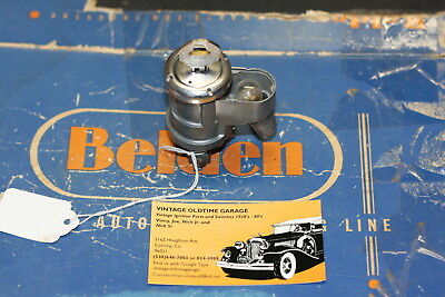 1951,1952, Chevrolet Ignition Switch Genuine Delco Remy