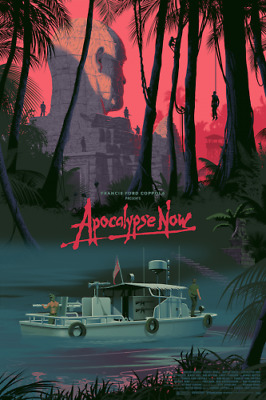 Apocalypse Now Jungle by Laurent Durieux Movie Poster Print Mondo