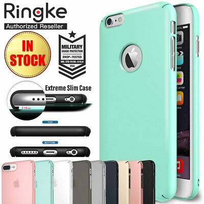 iPhone 6 6s 7  8 Plus PuCase  for Apple Genuine RINGKE Ultra SLIM Thin PC Cover