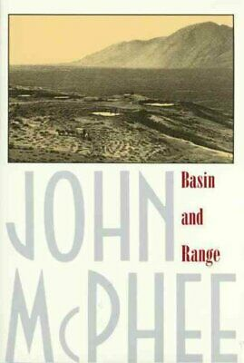 Basin and Range by John McPhee (1982, Paperback)