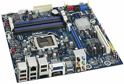 Carte mère Intel DH67BL micro ATX LGA1155 USB 3.0 HDMI Desktop + I/O shield