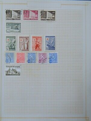 Bulk Lot of Suomi - Finland Used Stamps
