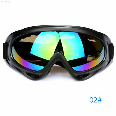 Anti-fog Wind Dust UV Surfing Jet Ski Snow Snowboard Goggles Sunglass Adult AU