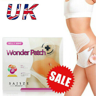 5-20 Pcs Wonder Patches Slimming Patches Body Wrap Weight Loss Fat Burn Plaster