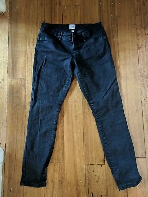 Just Jeans Black Maternity Jeans 11