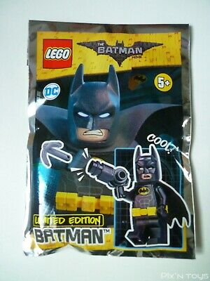 Lego DC Comics 211901 Polybag Fuel Mini Figure BATMAN LIMITED EDITION Neuf