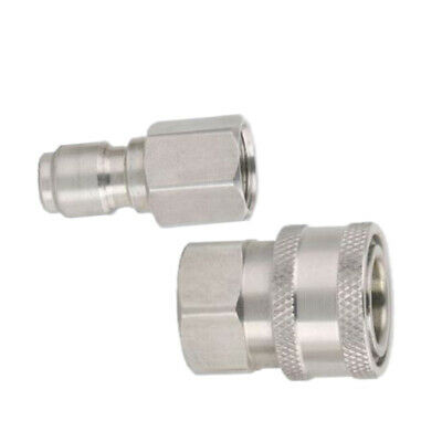 High Pressure Washer Car Wash Nozzle High Pressure Water Hose Fittings