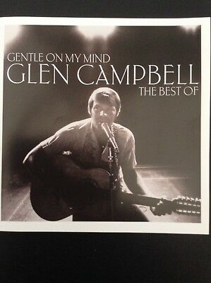 Glen Campbell Gentle On My Mind Very Best Of New Cd