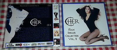 Cher - Maxi Singles Collection Vol. 3 (2 CDs) SPECIAL FAN EDITION