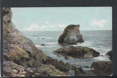 Scotland Postcard - Shetland Islands  RS13348