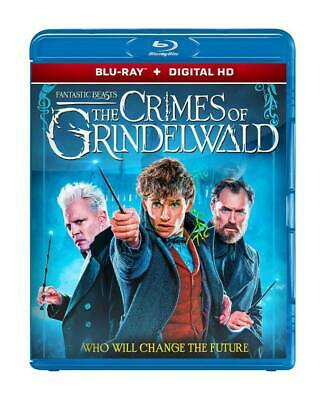 The Crimes Of Grindelwald 2018 ( Blu-Ray 2D + Digital Hd ) Region Free