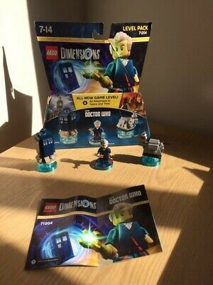 Lego Dimensions Doctor Who Level Pack 71204 - including instructions and box
