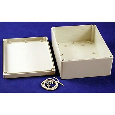 Hammond RP1460 Watertight Enclosure 220x165x85mm Polycarbonate Off White