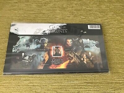 GAME of THRONES Presentation Pack 551 10 X 1st Class Stamps