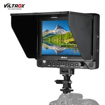 Professional 7'' 1920*1200 IPS Camera Video Field Monitor for S ony A7 DSLR T9C6