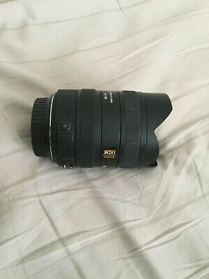 Sigma DC 8-16mm f/4.5-5.6 HSM DC Lens For Canon