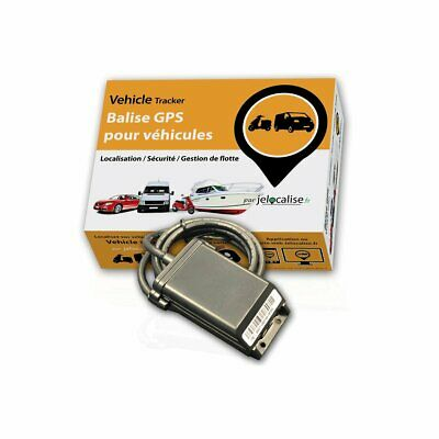 Balise GPS pour véhicules jelocalise Easy Tracker