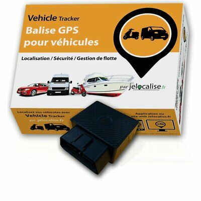 Balise GPS pour véhicules jelocalise OBD Tracker