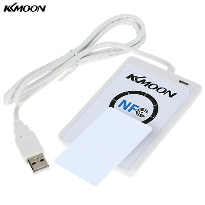 KKmoon NFC ACR122U RFID Contactless Smart Reader & Writer USB+ SDK+ IC Card J2T2