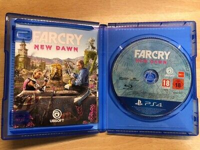 Far Cry: New Dawn -- Standard Edition (Sony PlayStation 4, 2019)