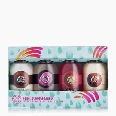 New Vegetarian The Body Shop Gifts Shower Gel Selection