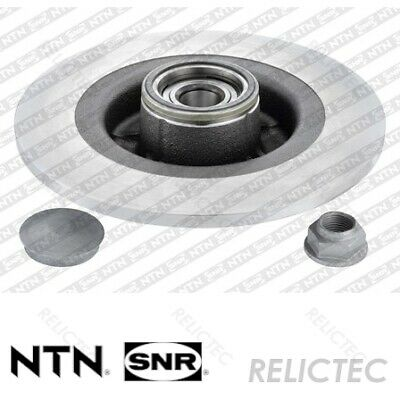 Rear Brake Disc for Renault:GRAND SCENIC II 2,II 2 7701208230