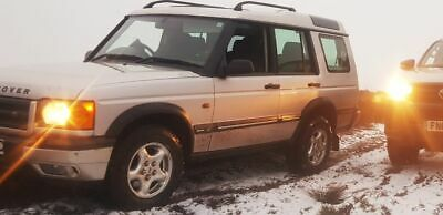 Landrover Discovery 2