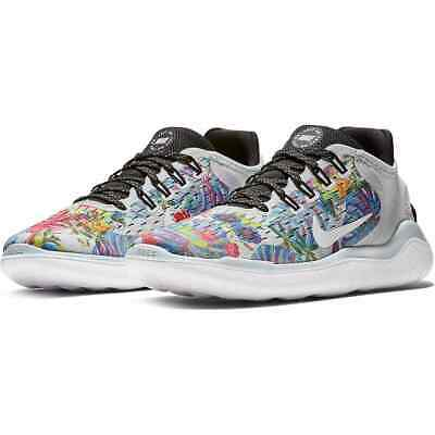 the best attitude 0ac21 305d2 Nike Women s Free RN 2018 GPX RS Running Shoes Pure Platinum AV3522-001 NEW