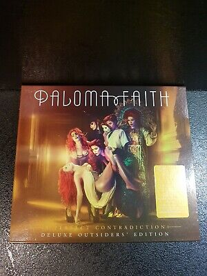 Paloma Faith - A Perfect Contradiction Outsiders Edition DELUXE 2CD