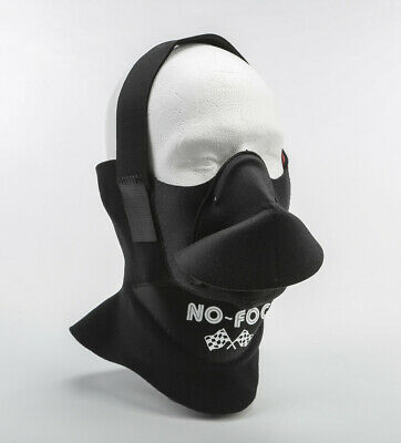 No-Fog Xtreme Snowmobile Cold Weather Winter Breath Deflector Face Mask X-Large