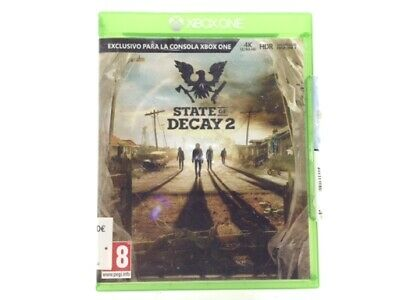 Juego Xbox One State Of Decay 2 4534962