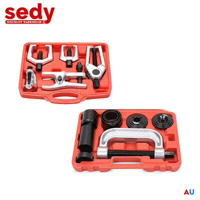 5 Piece Front End Service Tool 10 Piece Ball Joint Press Kit Remover Auto Kit