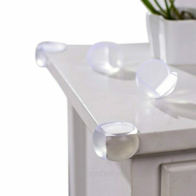 Table Corner Protector Furniture Edges Guard Bumper Safety Protectors Rubber