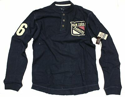 NHL New York Rangers Ten Grand T-Shirt by Red Jacket