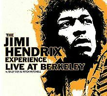 Live At Berkeley de Hendrix,Jimi | CD | état très bon
