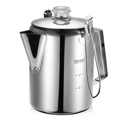 Stainless Steel Coffee Tea Mug Cup-Camping//Travel 3.5  Hot G$
