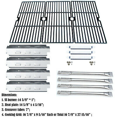 Replacement Charbroil 463420507,463420509,463460708,463460710Gas Grill Parts Kit