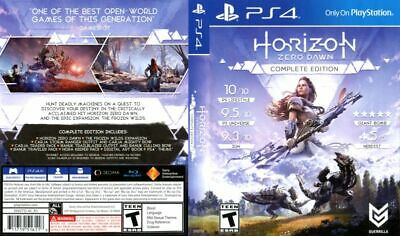 Horizon Zero Dawn: Complete Edition PS4 Digital Code --fast email delivery--