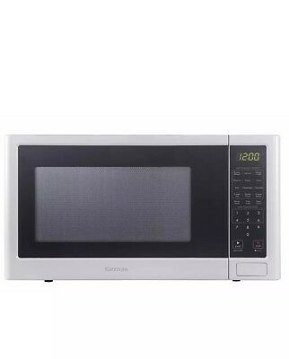 BRAND NEW Open Box Kenmore 75652 1.2 cu. ft. Microwave Oven White