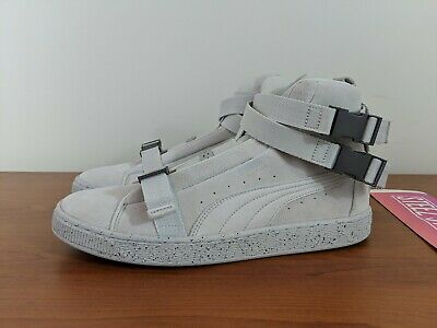 Details about PUMA Suede Classic X The Weeknd XO Shoes Glacier Grey 36631002 NEW!