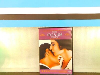 Coco Chanel & Igor Stravinsky on DVD