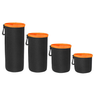 New Waterproof Neoprene Camera Soft Lens Carry Case Bag Pouch