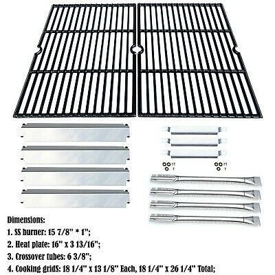 Replacement Charbroil Commercial Gas Grill 463268606,463268007 Grill Repair Kit