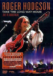 Roger Hodgson - Take The Long Way Home de Gerard Pullicino | DVD | état très bon